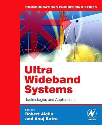 Ultra Wideband Systems book