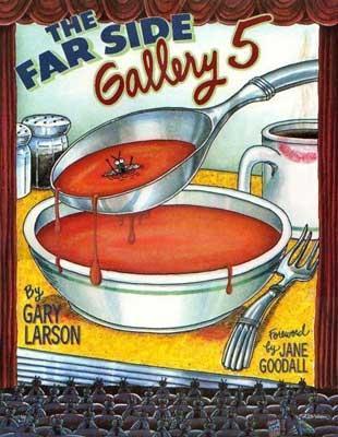 Far Side Gallery 5 book