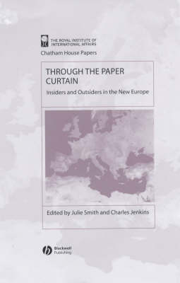 Through the Paper Curtain by Julie Smith