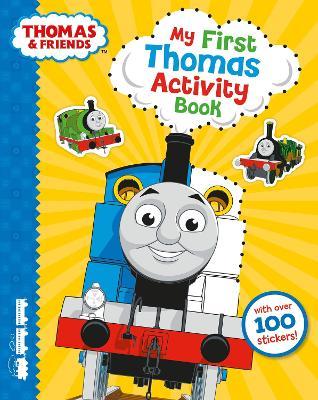Thomas & Friends: My First Thomas Activity Book by Egmont Publishing UK