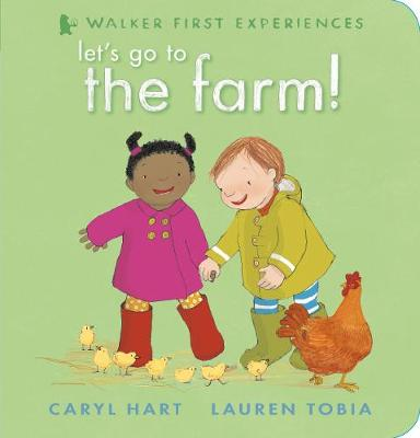 Let's Go to the Farm! by Caryl Hart