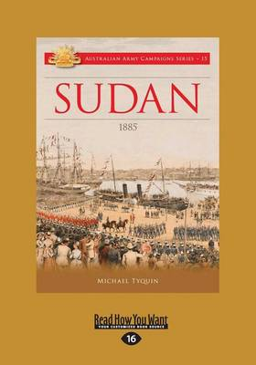 Sudan 1885 by Michael Tyquin