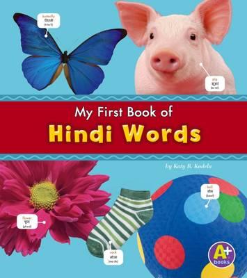 Hindi Words by Katy R. Kudela