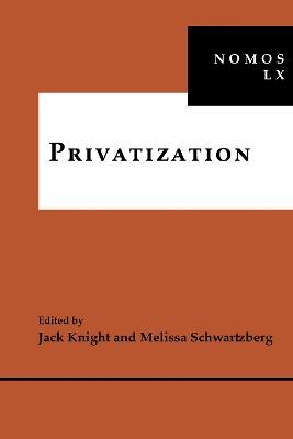 Privatization: NOMOS LX by Melissa Schwartzberg