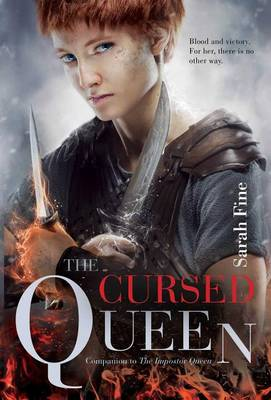 Cursed Queen by Sarah Fine