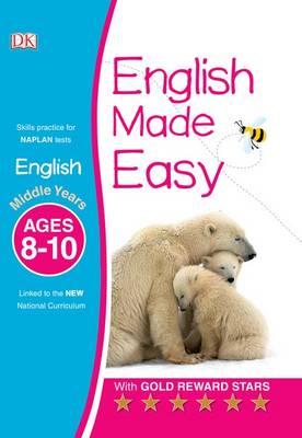 English Made Easy: Middle Years by DK Australia