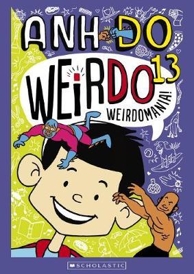 Weirdomania! #13 book