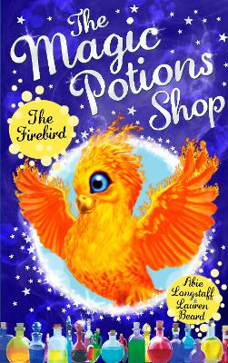 Magic Potions Shop: The Firebird book