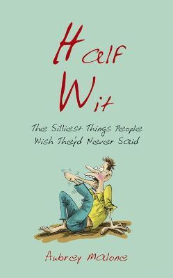 Half Wit book