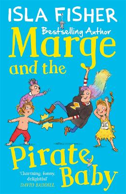 Marge and the Pirate Baby by Eglantine Ceulemans