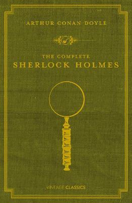 Complete Sherlock Holmes book