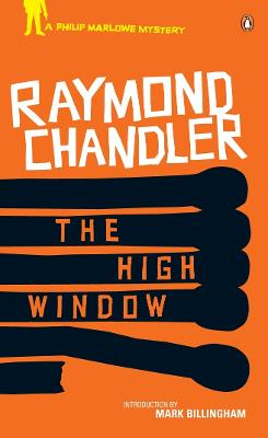 The The High Window by Raymond Chandler