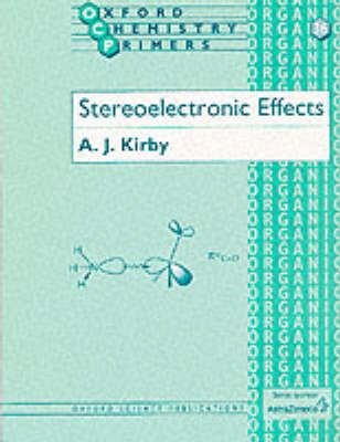 Stereoelectronic Effects book