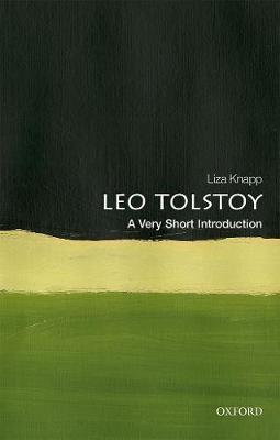 Leo Tolstoy: A Very Short Introduction book
