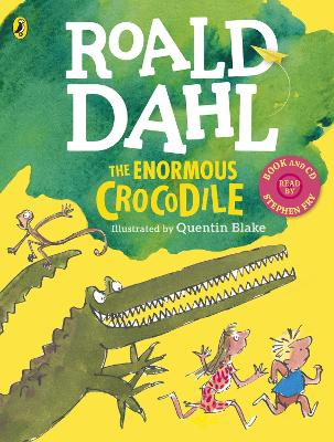 The Enormous Crocodile (Book and CD) by Roald Dahl