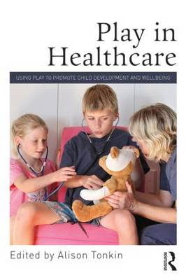 Play in Healthcare book
