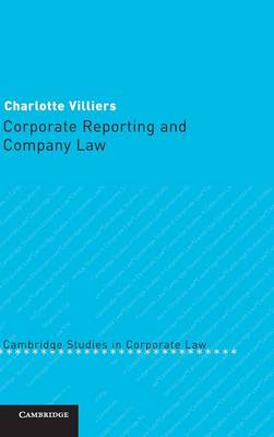 Corporate Reporting and Company Law book