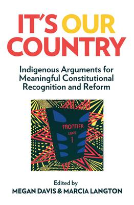 It's Our Country by Marcia Langton