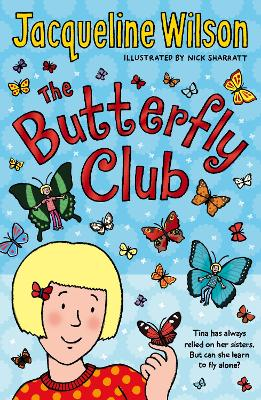 Butterfly Club by Jacqueline Wilson