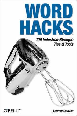 Word Hacks by Westley Annis