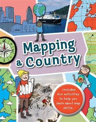 Mapping: My Country book