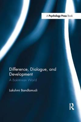 Difference, Dialogue, and Development book
