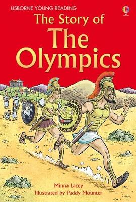 Story of the Olympics book