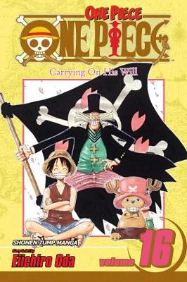 One Piece, Vol. 16 by Eiichiro Oda