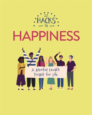 12 Hacks to Happiness book