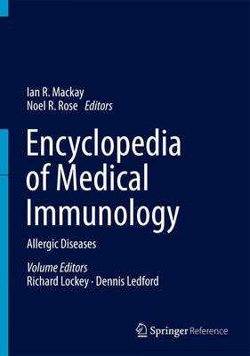 Encyclopedia of Medical Immunology by Ian MacKay