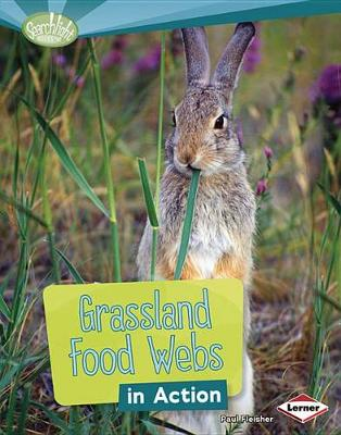 Grassland Food Webs in Action by Paul Fleisher