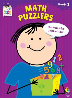 Math Puzzlers, Grade 1 by Teresa Domnauer