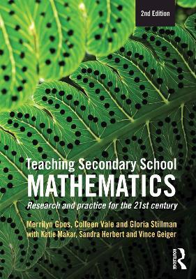 Teaching Secondary School Mathematics by Merrilyn Goos