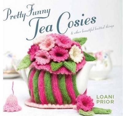Pretty Funny Tea Cosies by Loani Prior
