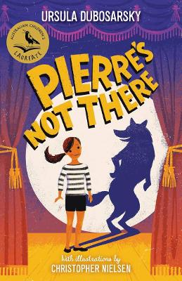 Pierre's Not There book