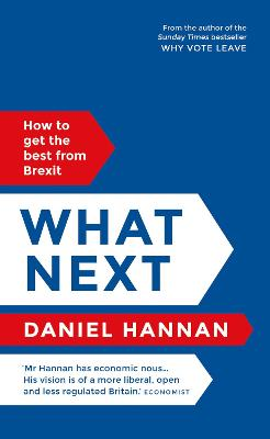 What Next by Daniel Hannan