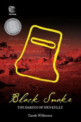 Black Snake book