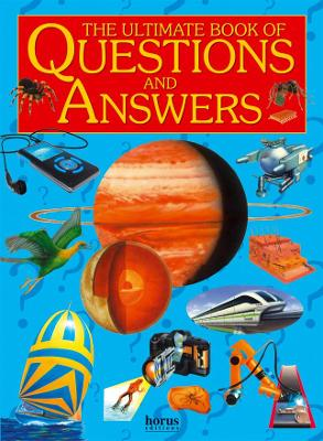 Ultimate Book of Questions and Answers by Anna Award