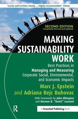 Making Sustainability Work by Marc J. Epstein