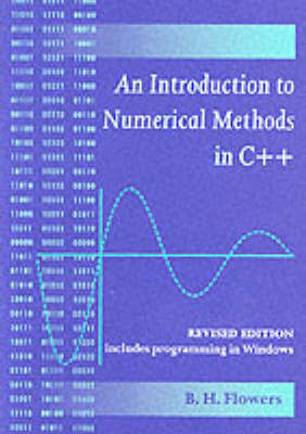 Introduction to Numerical Methods in C++ book