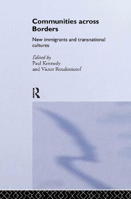 Communities Across Borders book
