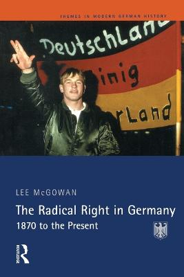 Radical Right in Germany book