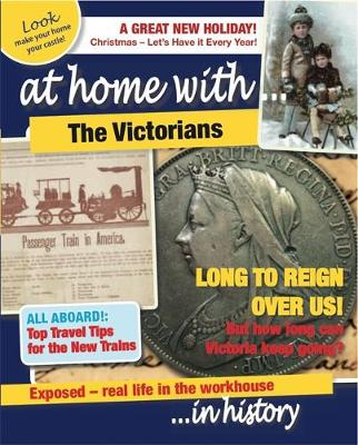 At Home With: The Victorians by Tim Cooke