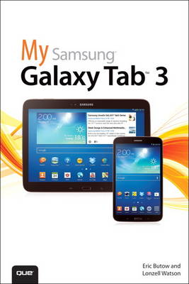 A My Samsung Galaxy Tab 3 by Eric Butow