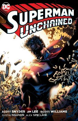 Superman Unchained TP (The New 52) by Jim Lee