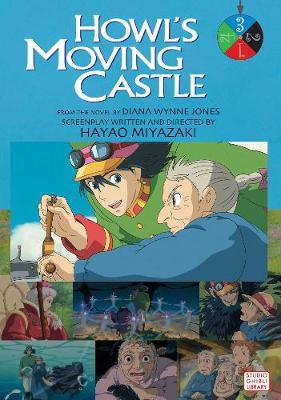 Howl's Moving Castle Film Comic, Vol. 3 by Hayao Miyazaki