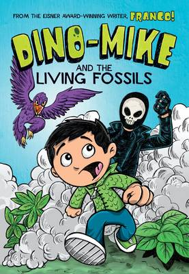 Dino-Mike and the Living Fossils by Franco