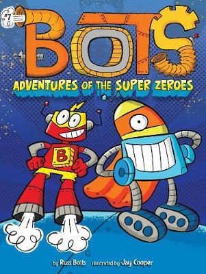 Adventures of the Super Zeroes book