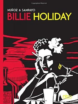 Billie Holiday by Jose Munoz