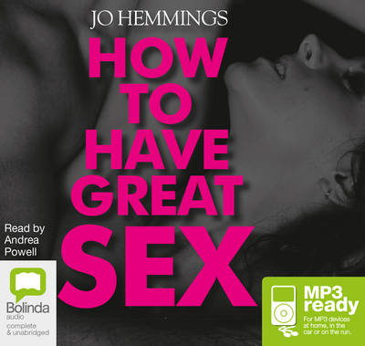How To Have Great Sex book